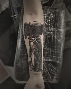 nike of samothrace tattoo - Google Search