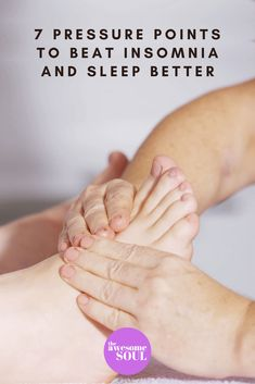 Acupressure Therapy, Acupressure Massage, Acupressure Treatment, Pressure Points For Sleep, Pressure Point Therapy, Better Posture Exercises, Oils For Sleep, Sleep Remedies, How To Get Sleep