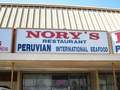 Nory's, OC, R_Peruvian