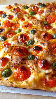 Pizza Recipes, Cooking Recipes, Healthy Recipes, Pizza E Pasta, Flatbread Pizza, Salty Cake, Calzone, Artisan Bread, Pizza Dough