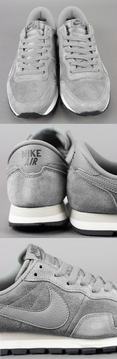 quality design ab577 49e4d All grey everything: Nike Air Pegasus 83' Mercury Grey: Roupas De Ginástica,
