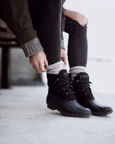 a11a739835b 53 Best Black Winter Boots images