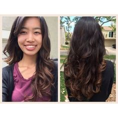digital perm asian hair - Google Search