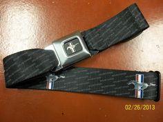 Mustang Seat Belt Belt