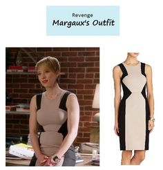 "April 14, 2014 @ 10:25 pm Karine Vanasse as Margaux LeMarchal in Revenge – ""Allegiance"" (Ep. 319). Margaux's Dress:BCBG Max Azria ""Evenlyn"" Dress $248 $99.20 here 