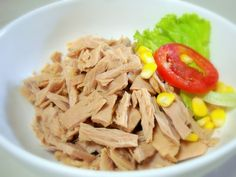 The Best Tuna Flakes Supplier Product Advantages . Tuna flakes supplier is taken from chunk meats that are broken down mechanically and thus the price tends to be cheaper than canned tuna whole round or canned chunk tuna meat. Tuna fish is seafood with high nutrition content and it is recommended that you eat at least 2 or 3 servings of tuna fish which a good source of lean protein and omega 3 fatty acids for your body as well as other minerals and vitamins content.