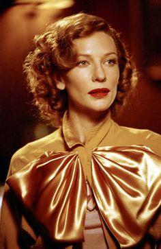 Cate Blanchet as Katherine Hepburn  #JulepColorChallenge  #CreateYourJulepColor