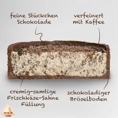 Kaffee - Stracciatella - Eistorte - VanilleTanz