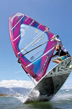 Andy Bubble Chambers - NeilPryde Windsurfing 2013