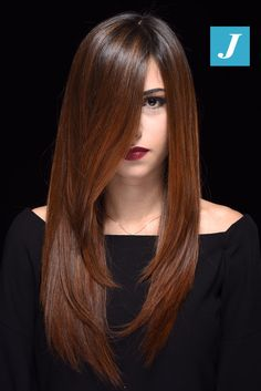Degradé Joelle: la perfezione del colore. #cdj #degradejoelle #tagliopuntearia #degradé #igers #shooting #musthave #hair #hairstyle #haircolour #longhair #ootd #hairfashion #madeinitaly #wellastudionyc