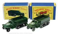 The Italian Matchbox Collection | Regular Wheels | Vectis Toy Auctions