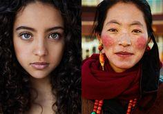Atlas piękna: bohaterki jej zdjęć pochodzą z całego świata i udowodniają, że piękno nie jest uniwersalne