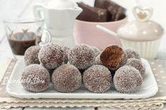 Tartufini+al+caffè+e+cioccolato