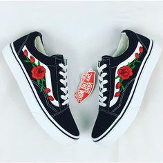 1c25dead64c 29 Best rose vans images