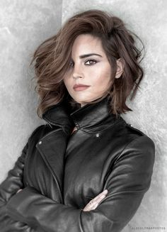 Jenna Coleman - DW fans will so miss her as companion Clara ... it has been announced that 2015 will be her final season on the popular BBC America series.
