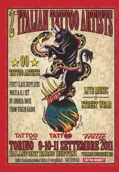 2º Italian Tattoo Artists   Tattoo Filter
