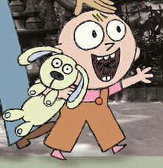 Trixie and Knuffle Bunny