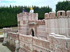 Parque del mudéjar de Castilla y León en Olmedo