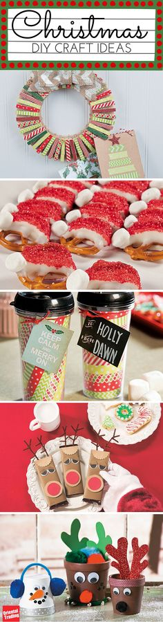 Learn easy Christmas DIY projects for this holiday season. We have many easy and quick crafts, recipes and white elephant gifts for you to create in little to no time.