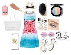 """""""That beach date"""" by brooke-vlak ❤ liked on Polyvore featuring Paloma Barceló, Manish Arora, BUCO and Sensi Studio"""