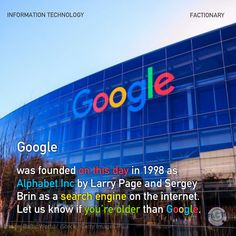 The Factionary, Techiman. Did you know, your attractiveness, possessions, or wealth does not make you stand out? Larry Page, Information Technology, Facebook Sign Up, Search Engine, Did You Know, Knowledge, Internet, Facts, Let It Be