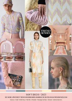Emilio Pucci, Jil Sander, Miu Miu, Fashion Brand, Womens Fashion, Fashion Design, Fendi, Fashion Forecasting, Pastel Fashion
