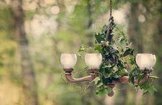 Cottingley Fairy Woodland Wedding Shoot - Clare West Photography 20