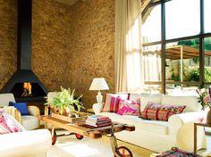 Recuperar el viejo pajar · ElMueble.com · Casas