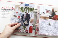 Ali Edwards   Blog: December Daily® 2014   Day Four