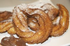 LCHF for livsnytere: Lchf Churros