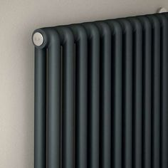 Collection of industrial design inspiration and resources. Architecture Details, Interior Architecture, Interior And Exterior, Le Manoosh, Black Radiators, Column Radiators, Interior Inspiration, Design Inspiration, Interior Decorating