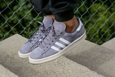 """adidas Campus 80s """"Grey"""" Japan Vintage Pack"""