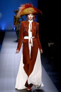 Jean Paul Gaultier Spring 2010 Couture Collection Photos - Vogue