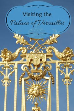 Visiting the Palace of Versailles with Kids - A day trip to Versailles is fun for families visiting Paris, France | Gone with the Family