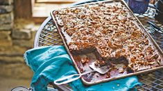 Party-Perfect Sheet Cake Recipes - Southern Living - Use these tasty sheet cake recipes to make festive snack cakes for your next party. They require a little prep and decorating but are oh-so-good!