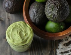 Cilantro Lime Mayo (Paleo, AIP, Candida-Diet Friendly) Coconut Contentment