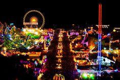 Oktoberfest ... little Las Vegas by Coupido, via 500px.com