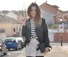 White Skirt - Love Shopping and Fashion Blog