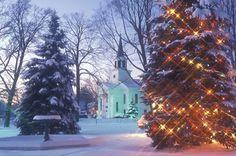 A Vermont winter wonderland :-)