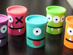 Monster Mash: DIY Party Favors (Party on a budget, moms!) http://www.ivillage.com/best-diy-kids-birthday-party-favor-ideas/6-a-515641
