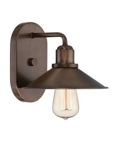 Designers Fountain 85401 Newbury Station 8 Inch Wall Sconce