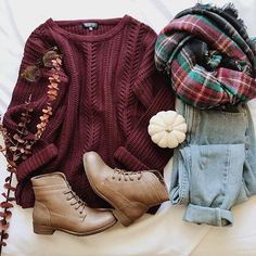 Discovered by αη∂яεα αℓsα. Find images and videos about fashion, outfit and autumn on We Heart It - the app to get lost in what you love. Fall Winter Outfits, Autumn Winter Fashion, Autumn Fall, Cute Casual Outfits, Casual Chic, Looks Chic, Mode Inspiration, Fashion Outfits, Womens Fashion