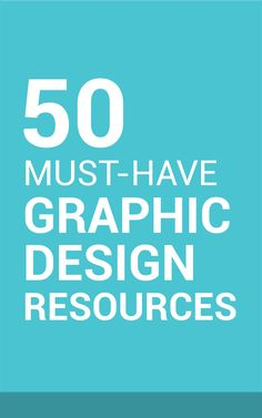 A good database of resources is like having a trusty sidekick. Take a look at the list of 45 Must-Have Graphic Design Resources. Click through to check out the list.
