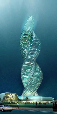 Water Building Resort (not built) - Pesquisa Google