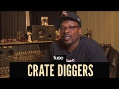 DJ Jazzy Jeff's Vinyl Collection - Crate Diggers