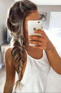 Easy Hairstyles for Girls with Long Hair http://www.deal-shop.com/product/3d-fiber-lash-mascara/