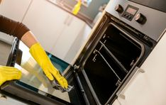 5 Steps for Cleaning Your Oven With Baking Soda - Natural Home Cleaning