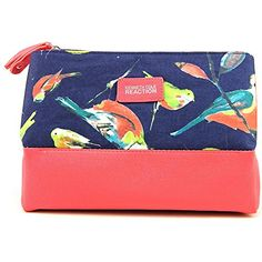 Kenneth Cole Reaction K98384 Women Blue Cosmetic Bag NWT - http://todays-shopping.xyz/2016/07/29/kenneth-cole-reaction-k98384-women-blue-cosmetic-bag-nwt/