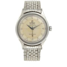 Vintage Watches Omega Constellation (c. 1960s)........i really admire this vintage piece. Perfect for my husband :)