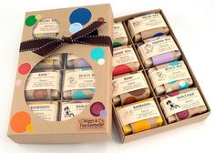 Mini Bar Soap Gift Set